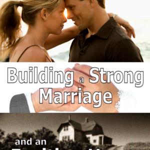 Building Strong Marriage CD sleeve