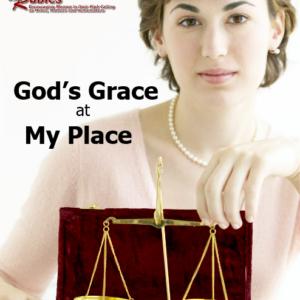 Gods Grace CD sleeve