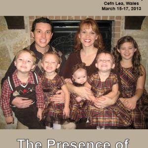 Presence God Home DVD