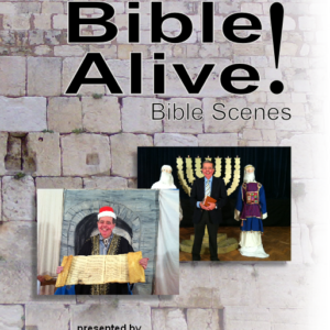 Bible alive front