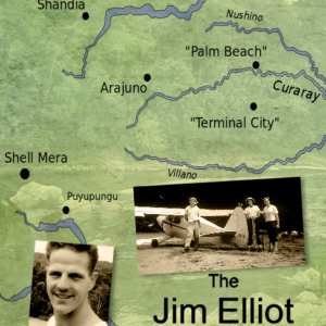 CD Jim Elliot Story