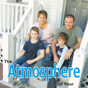Atmosphere Home cd sleeve