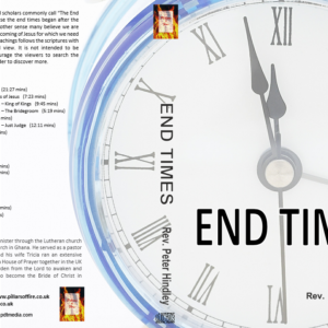 end times cd sleeve