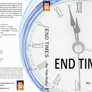 end times full dvd sleeve