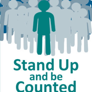 CD Stand Up and be counted front